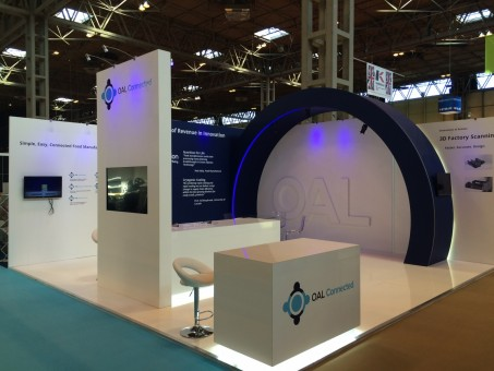 First Exhibition Services OAL Case Study