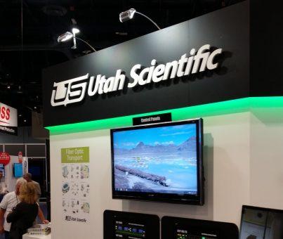 Utah Scientific @ NAB 2016