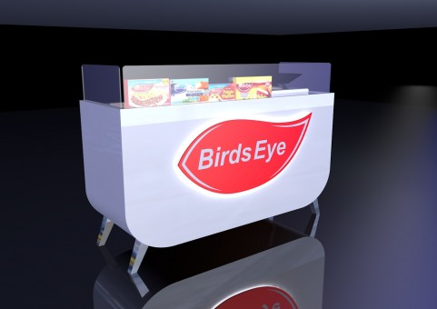 First Exhibition Services Birdseye Case Study