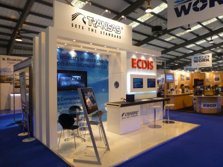 First Exhibition Services Transas Case Study