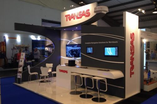Transas Exhibition Stand