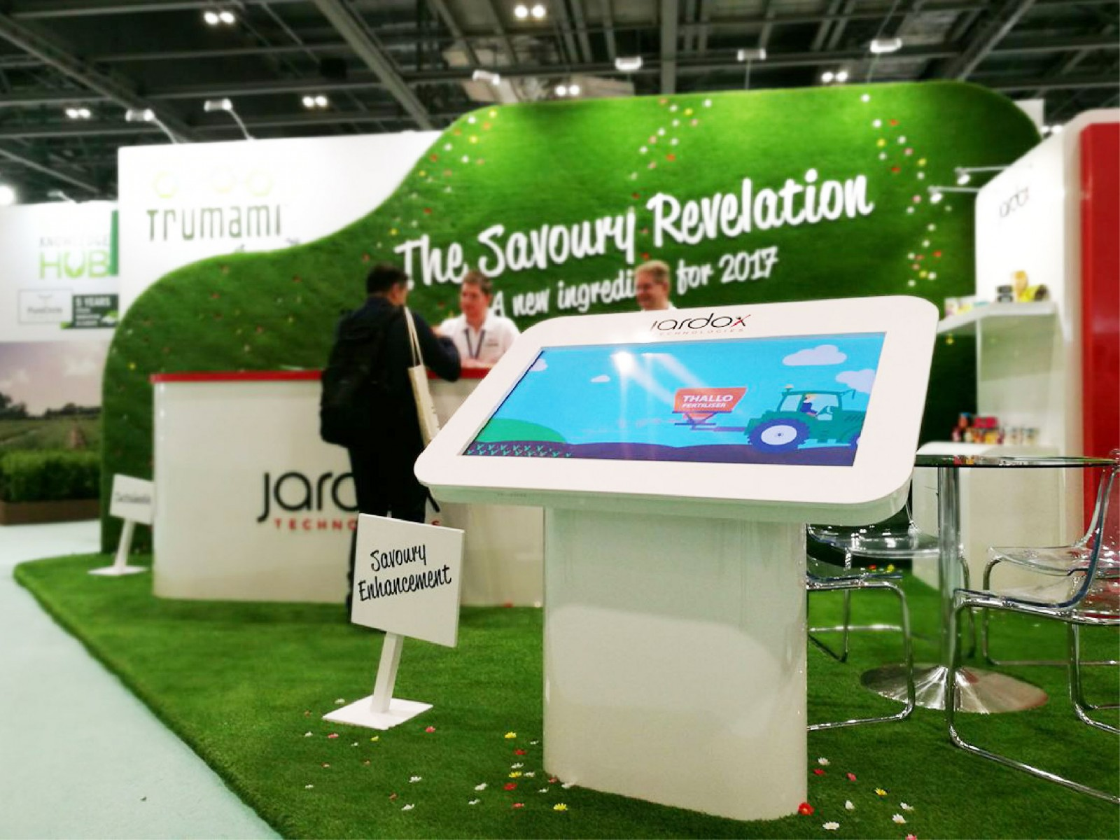 Exhibition Stand Builders Hampshire : Jardox first exhibition services