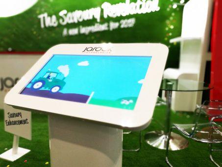 Jardox Exhibition Stand AV Pod