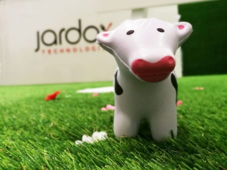 Jardox Exhibition Stand Cow