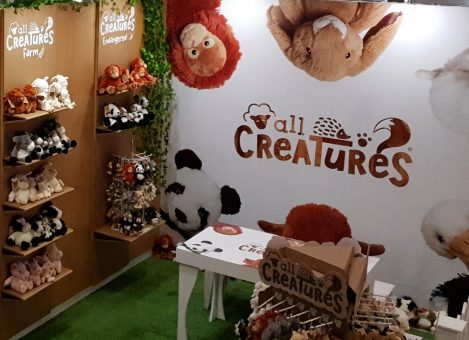 Carte Blanche creatures autum fair2